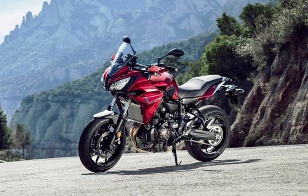 Yamaha Tracer 700 w całej okazałości