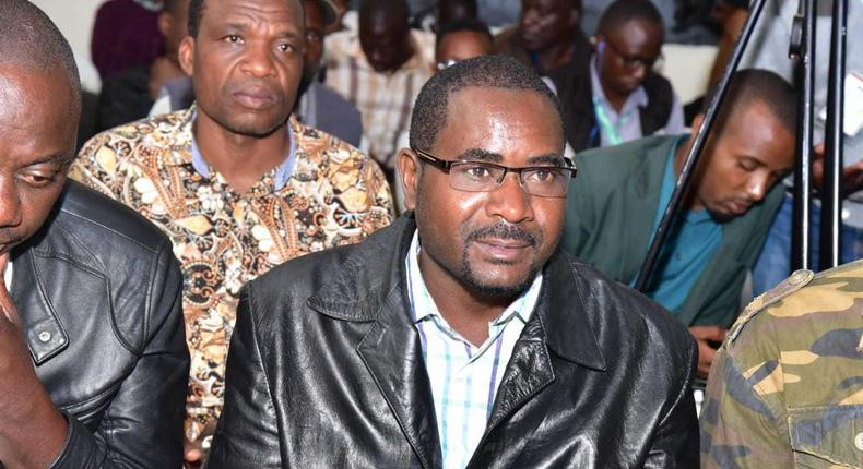 Matungu MP-elect Peter Nabulindo