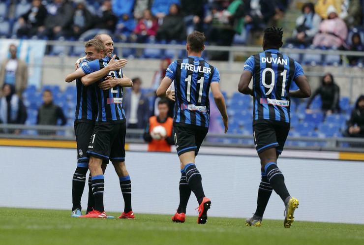 FK Atalanta, FK Lacio