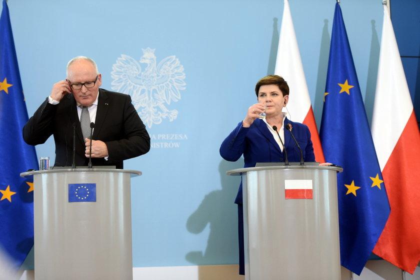 Co, jeśli Polska zignoruje zalecenia?