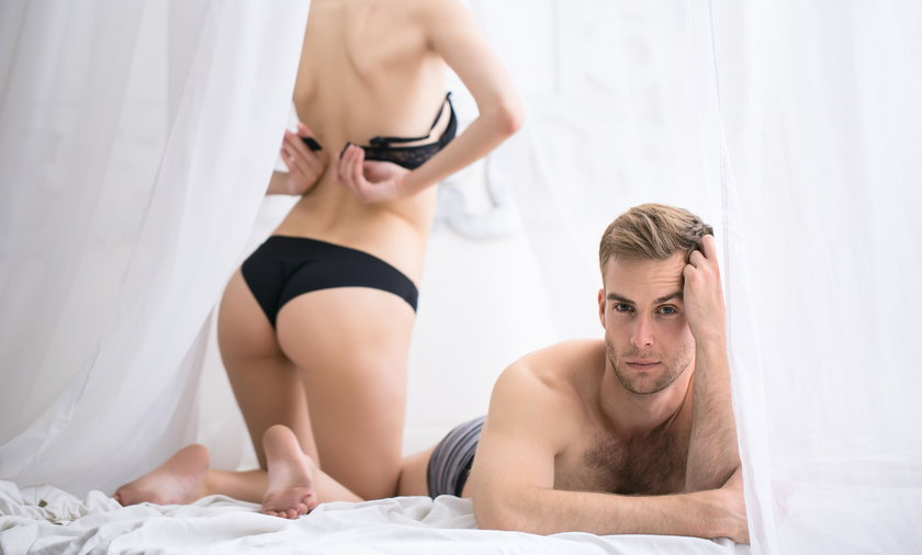Mężczyźni obawiają się andropauzy