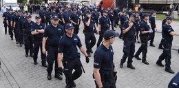 Śląscy policjanci nie jadą na miesięcznicę. Zagrozili buntem?