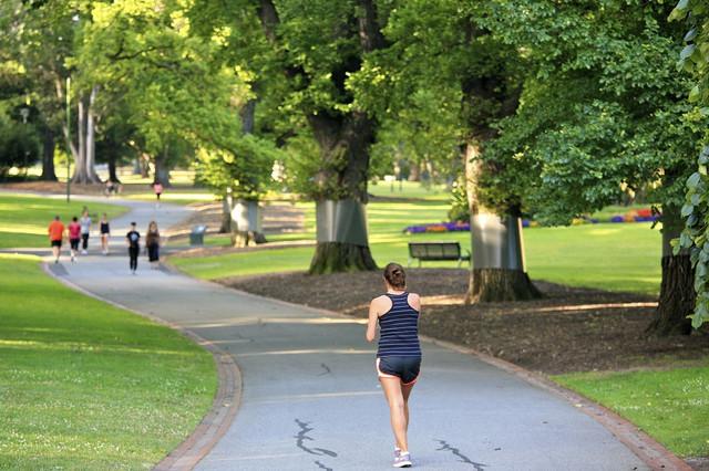 Sportskim aktivnostima u slobodno vreme bavi se sedam odsto građana