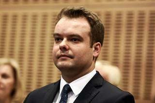 Bochenek o wypowiedzi posła Łąckiego: To szerzenie kłamstwa historycznego, składam wniosek do komisji etyki o jego ukaranie