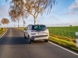 Opel Crossland po liftingu – więcej stylu