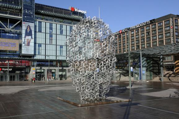 Kampi centar u Helsinkiju koji je projektovao Palasma