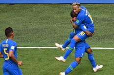 Fudbalska reprezentacija Brazila