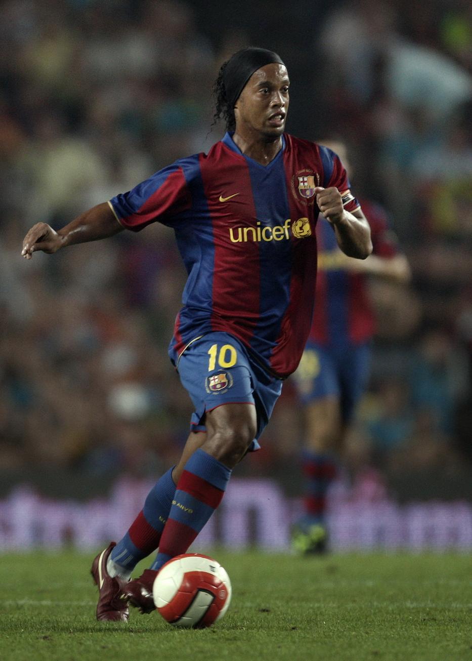 Ronaldinho /Fotó: Getty Images