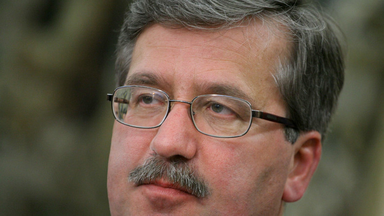 Komorowski: Nowa kampania PiS to gra na stara nutę