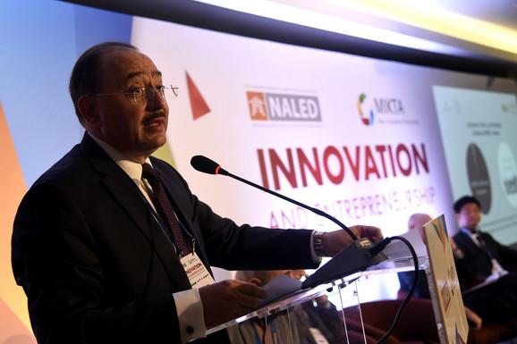 Marko Antonio Garsija Blanko, ambasador Meksika u Srbiji