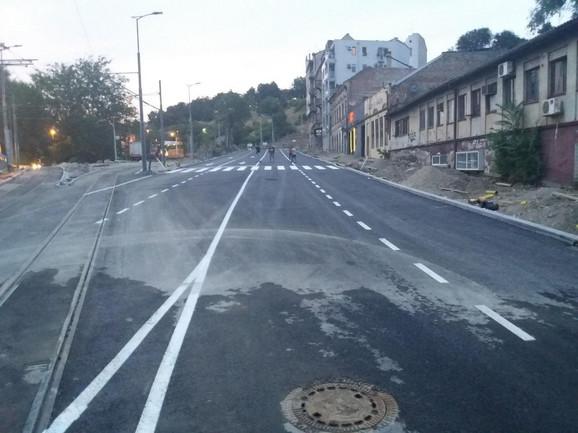 Završeno asfaltiranje