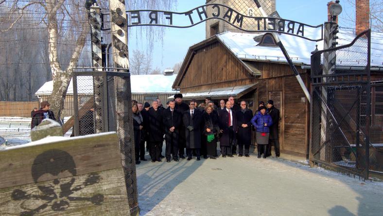 27 stycznia Międzynarodowym Dziem Pamięci o Ofiarach Holokaustu