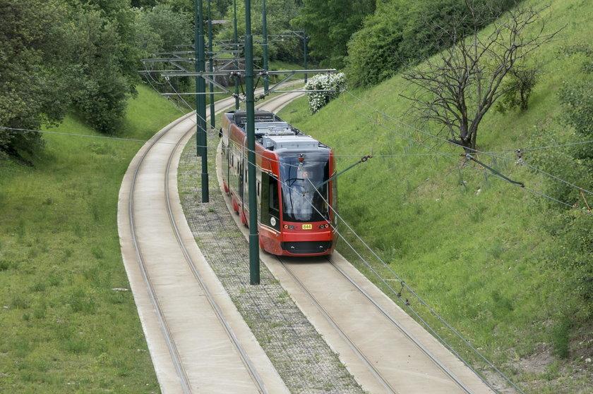 Tramwaj nr 15 pojedzie do Dąbrowy Górniczej