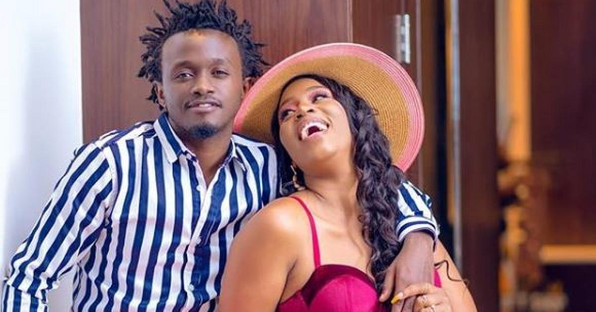 Kevin Bahati promises his wife Diana Marua of the biggest wedding ...