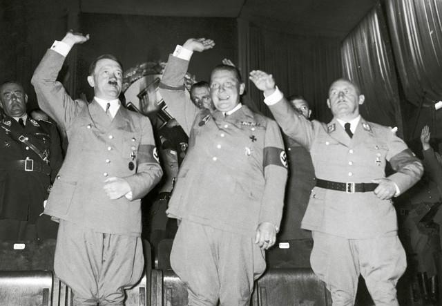 """Herman Gering je """"određen da bude Hitlerov naslednik"""""""