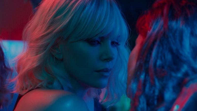 """Atomic Blonde"": kadr z filmu"