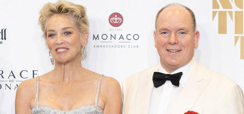 Zaskakująca przyjaźń księcia Monako z gwiazdą Hollywood. Zaiskrzyło między nimi?