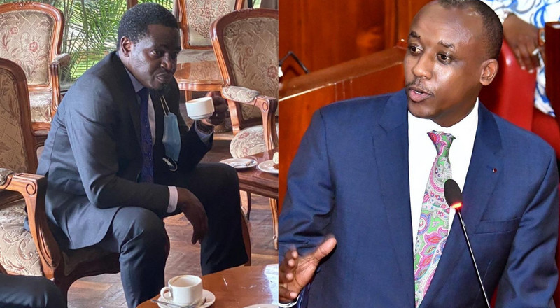 I offered my office for occupation, you chose the cafeteria – Mutula Kilonzo to Havi after viral photo