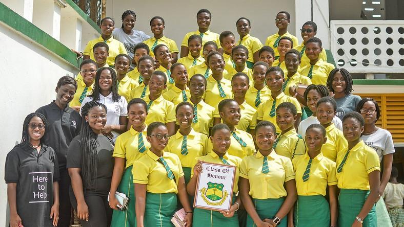 Inspired by Ashesi Wesley Girls High School establishes honour ...