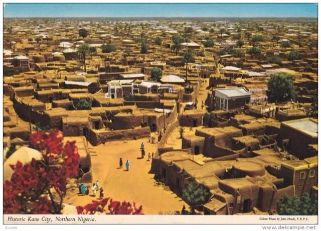 Kano, 1950s [Credit - Nairaland Forum]