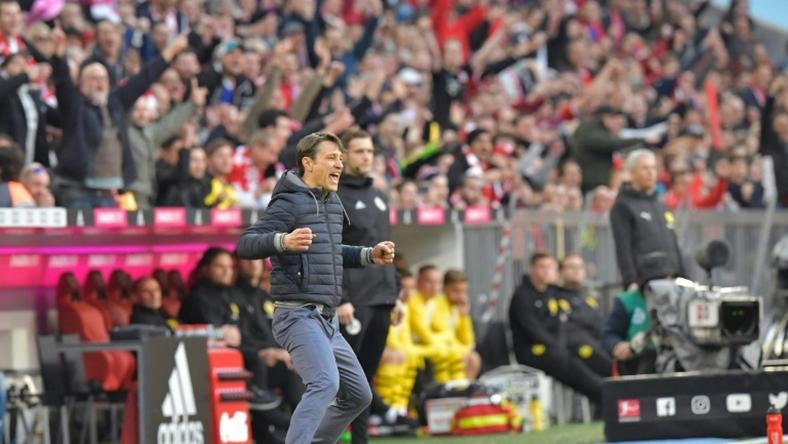 Niko Kovac's Bayern Munich are in pole position to win the Bundesliga title on Saturday