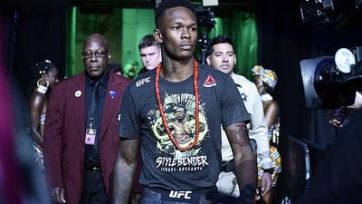 UFC star Israel Adesanya earned N352M from his last fight