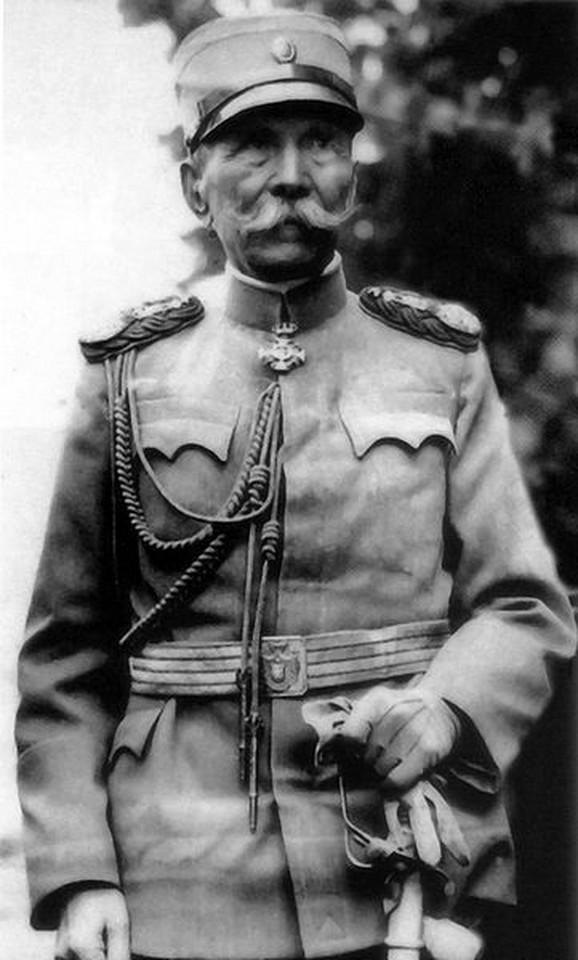 Komandovao oslobođenjem Beograda: Vojvoda Petar Bojović