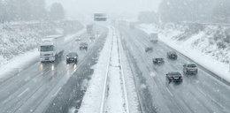 IMGW ostrzega przed intensywnymi opadami śniegu i oblodzeniami