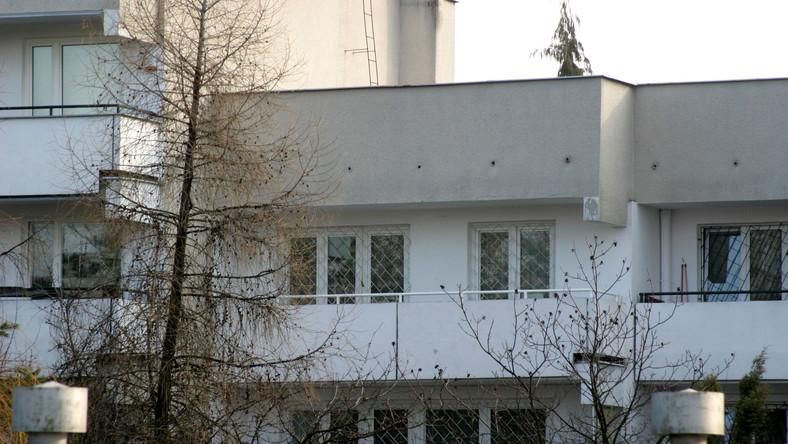 Mieszkanie Wdowczyka na warszawskim Wilanowie