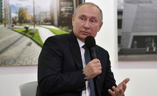 Politolodzy: Obietnice w orędziu nie poprawią szybko notowań Putina