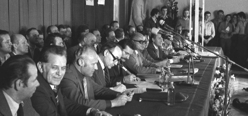 41 lat temu Lech Wałęsa zmieniał świat wielkim długopisem. Tak Gdańsk  świętował 41. rocznicę podpisania Porozumień Sierpniowych!