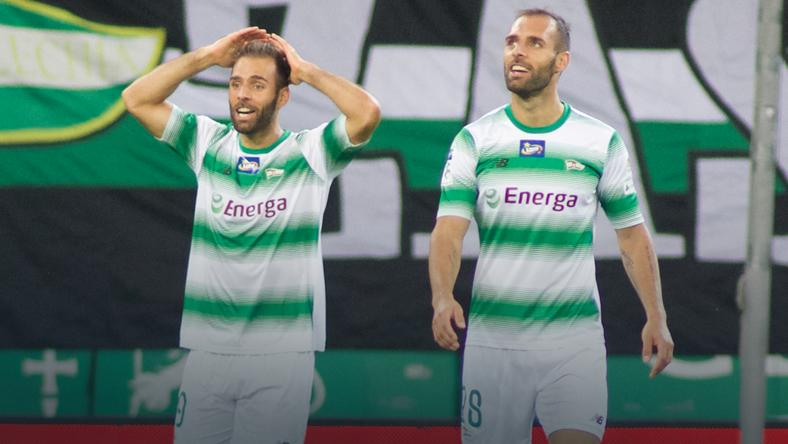 Flavio Paixao (z lewej) i Marco Paixao