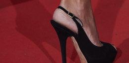 Okropne stopy znanej aktorki!