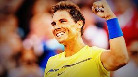 Szef światowego tenisa zachwycony Nadalem
