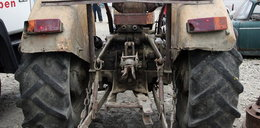 Traktor rozjechał 13-latka. Chłopiec nie przeżył