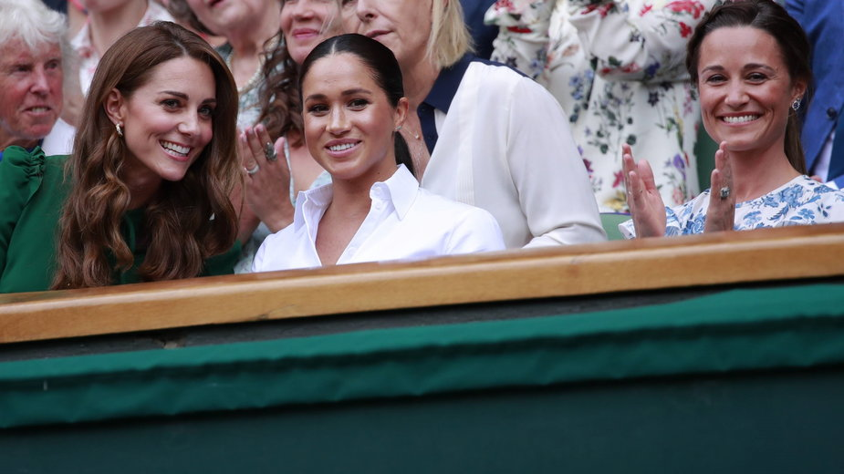 Kate Middleton, Meghan Markle i Pippa Middleton