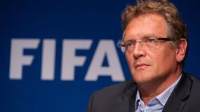 Afera FIFA: Jerome Valcke zawieszony ze skutkiem natychmiastowym