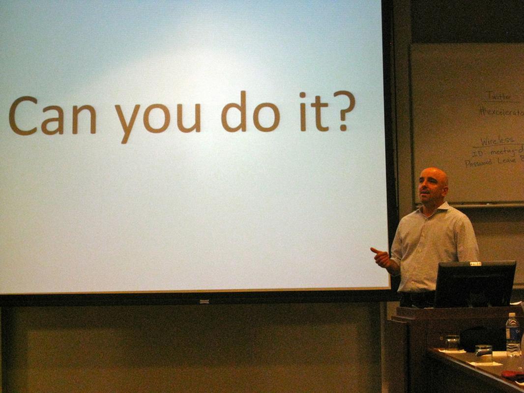 Brad Keywell, założyciel Uptake Technologies
