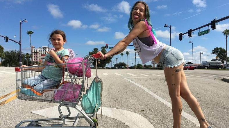 """The Florida Project"" - kadr z filmu"