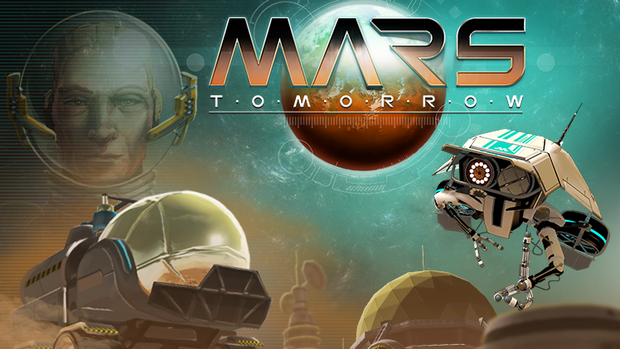 Mars Tomorrow - Strategia Sci-Fi
