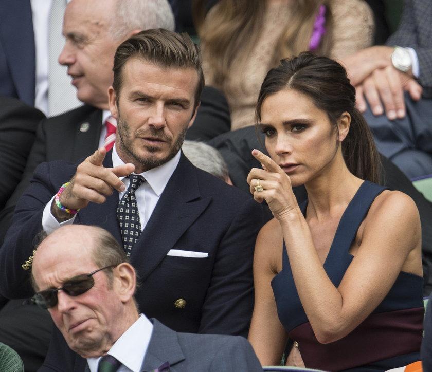David i Victoria Beckham