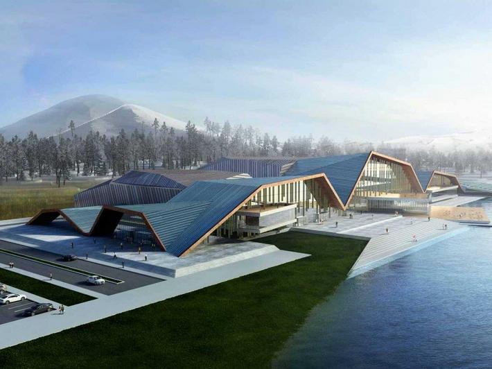 Erciyes Congress and Cultural Center (Kayseri, Turcja)