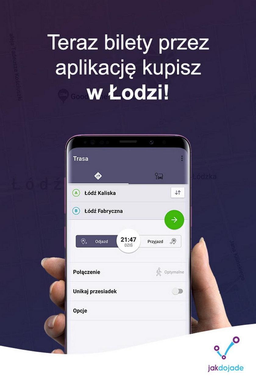 Nowa aplikacja w Łodzi