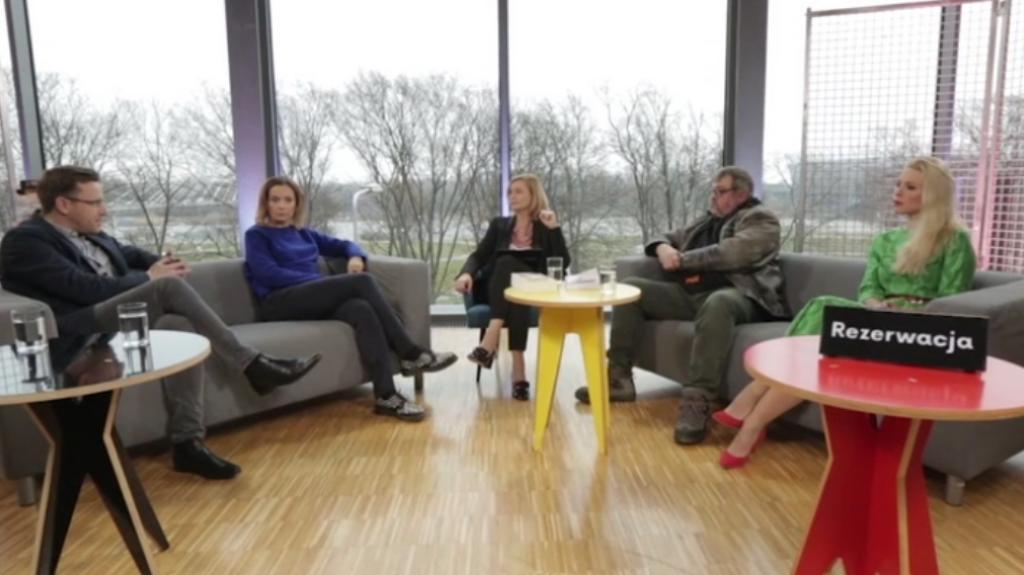 Rezerwacja: Katarzyna Bonda, Wojciech Krzyżaniak, Maciej Kubicki