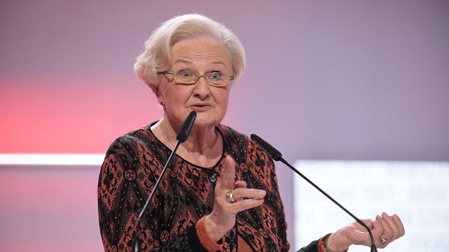 Profesor Ewa Łętowska