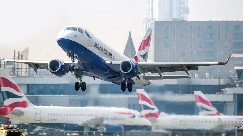 Lufthansa i British Airways zawieszają loty do Kairu