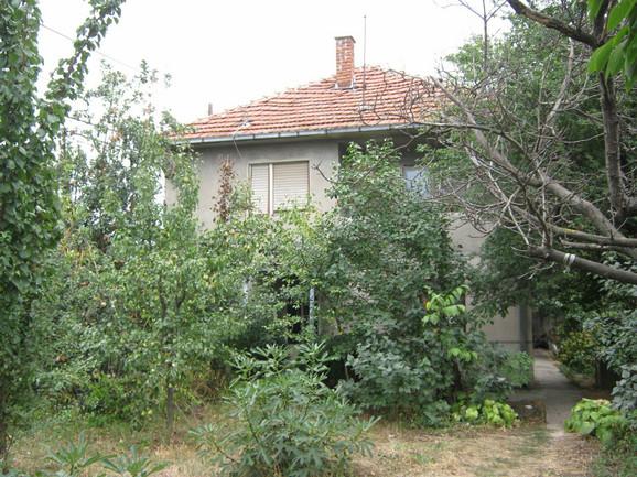 Kuća Zorana Milića u kojoj se dogodilo ubistvo/Foto:S.Milenković