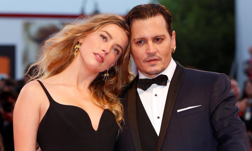 Johnny Depp i Amber Heard byli małżeństwem tylko przez 20 miesięcy