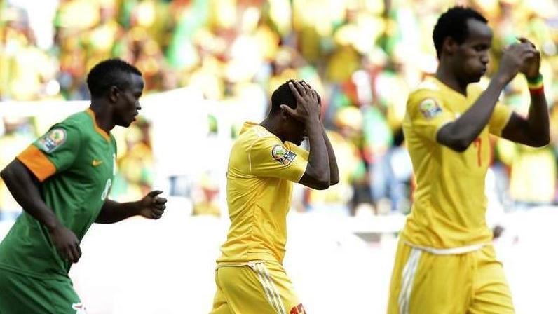Rwanda wykluczona z Pucharu Narodów Afryki - Piłka nożna