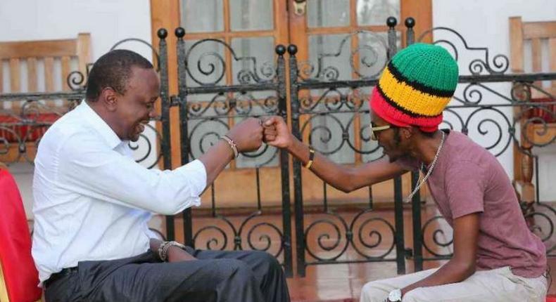 "Mutahi Ngunyi's ""weed tweet on President Uhuru Kenyatta's trip to Jamaica causes excitement"